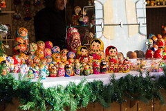 Russian Nesting Dolls (Rackelh) Tags: dolls christmas market holidays colours distillery district toronto ontario canada
