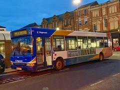 Stagecoach Cumbria 34562 / NK04 KZV (TEN6083) Tags: carlisle carlislebusstation pointer dartslf transbus alexanderdennis nk04kzv 34562 stagecoachcumbria stagecoach bus
