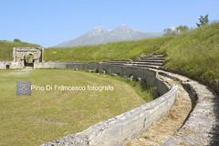 0379PCCO Alba Fucens (pino di francesco fotografo) Tags: albafucens anfiteatroromano romanamphitheater amphithéâtreromain abruzzo abruzzes italia italy italie