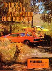 1974 Mcleod Ford XB Ford Falcon Hardtop Aussie Original Magazine dvertisement (Darren Marlow) Tags: 1 4 7 9 19 74 1974 m mcleod f ford x b xb h hardtop falcon c car cool collectible collectors classic a automobile v vehicle aussie australian australia 70s