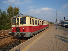 Rudna U Prahy - 07-10-2018 (agcthoms) Tags: czechrepublic station railways trains cd ceskedrahy czechrailways rudnauprahy