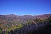 三嶺山系の山々