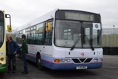 FY 40572 @ Showbus 2018 - Donington Park (ianjpoole) Tags: first yorkshire volvo b6ble wright crusader yj51rku 40572 donington park for showbus