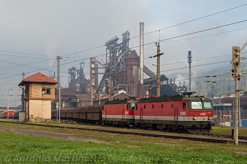 Nebbia industriale