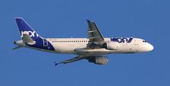 Joon / Airbus A320-214 / F-GKXY (vic_206) Tags: bcn lebl spotting joon airbusa320214 fgkxy