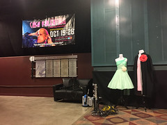 2018 YIP Day 293: Lobby (knoopie) Tags: 2018 october iphone picturemail lobby casavalentina ericksontheatre theater 2018yip project365 365project 2018365 yiipday293 day293 harveyfierstein oct1928