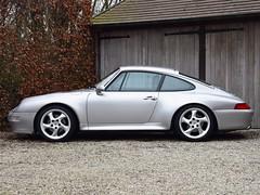 Porsche 911 (993) Carrera S (1997)
