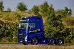 AH79529 (16.09.13)DSC_4480_Balancer (Lav Ulv) Tags: 214797 volvo volvofh fh4 guldagertransport guldager henrikguldager 2013 e5 euro5 6x2 afmeldt2018 retiredin2018 abgemeldet2018 blue fh500 firstclass truck truckphoto truckspotter traffic trafik verkehr cabover street road strasse vej commercialvehicles erhvervskøretøjer danmark denmark dänemark danishhauliers danskefirmaer danskevognmænd vehicle køretøj aarhus lkw lastbil lastvogn camion vehicule coe danemark danimarca lorry autocarra danoise vrachtwagen trækker hauler zugmaschine tractorunit tractor motorway autobahn motorvej vibyj highway hiway autostrada