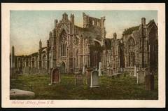 Melrose Abbey, Scotland (tico_manudo) Tags: melroseabbeyscotland abadíademelrose scotland escocia reinounido melroseabbey