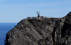 16-Nordkapp Globe (Aussiewig) Tags: norway northcape nordkapp arcticocean
