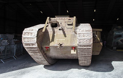 Mk V 15th Sept 2018 #1 (JDurston2009) Tags: tigerday tigerdayx bovington bovingtoncamp dorset tankmuseum thetankmuseum tank conservationhall reservecollection vcc vehicleconservationcentre