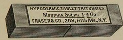 This image is taken from Physicians' memorandum and price list of usual surgical instruments, appliances and antiseptics, calling attention to specialties of recent manufacture in surgery and pharmacy (Medical Heritage Library, Inc.) Tags: surgical instruments usnationallibraryofmedicine medicineintheamericas medicalheritagelibrary americana date1890 id9804615nlmnihgov