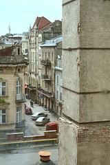 old city (verinenprinssi) Tags: ukraine lviv architecture city
