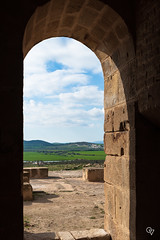 View from the Jupiter's Temple (Gér@ld) Tags: tunisia uthina oudna oudhna nature antiquity architecture