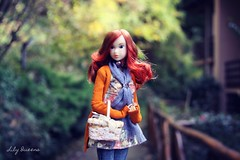 Robin (♥ Lily Queens ♥) Tags: momoko doll sekiguchi robin retro mermaid