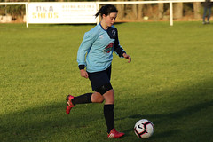 54 (Dale James Photo's) Tags: buckingham athletic ladies football club ascot united fc reserves womens thames valley counties league cup stratford fields non