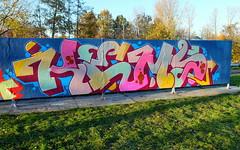 Capelsebrug (oerendhard1) Tags: graffiti streetart urban art rotterdam oerendhard capelsebrug itsme mritsme