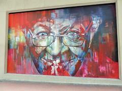 "☮✊  ""Desmond Tutu"" - Cape Town - [SOUTH AFRICA] (Vagabundler) Tags: streetart capetown southafrica woodstock graffiti graffitiart elephant streetartcapetown elephantart art🎨 travelphotography📷 urbanart dailygraffiti instagraffiti streetartiseverywhere vagabundler coloronthewalls spraycanart streetphotography streetartistry murales travelgram wallart travel travelblogger instagraff urbanwalls graffitiwall globalstreetart grafflife"