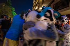 DSC09383 (Kory / Leo Nardo) Tags: pacanthro pawcon paw con pac anthro convention fur furry fursuit suiting mascot sona fursona san jose doubletree hotel california dance party deck animals costuming pupleo 2018