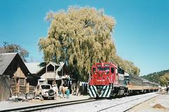MEX61 GP38-2 2024 (stevenjeremy25) Tags: ferromex fxe fnm mexico train railway railroad pacifico chp chihuahua creel gp382 2024 chepe