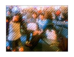 behind the window (Armin Fuchs) Tags: arminfuchs japan tokyo haneda airport pane window diagonal smokingarea people flight children lumixfz50 naturallayer girl smokingcompartment happyplanet