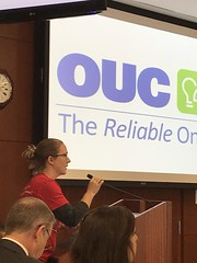 OUC Commissioners Meeting