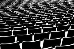 Stadium Seats Abstract (nagyistvan8) Tags: nagyistván barcelona spanyolország spain katalónia catalunya cataluña katalán spanyol catalonia españa nagyistvan8 háttérkép background barcelonaolympicstadium estadiolimpicdemontjuic stadion stadium székek seats üres empty absztrakt abstract ismétlődés repeating bw black white fekete fehér blackwhite ülőhelyek műanyag plastic tárgy object részlet detail ngc különleges special extreme spectacle látványosság híres famous classic 2018 nikon