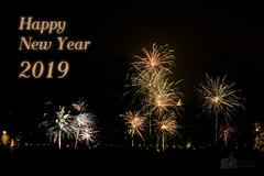 Happy New Year 2019 (ChemiQ81) Tags: szczęśliwego nowego roku šťastný nový rok alles gute neuen jahr feliz ano novo с новым годомhappy new year 2019 nowy polska poland polen polish polsko sylwester noc night sylwestrowa