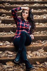 "DSC_8418-Editado.jpg (Photo Brown) Tags: portrait retrato offcameraflash woman girl modelo model sigma sigmaart sigma85 85mm light luz strobist nikon d750 eyes hair makeup mua grancanaria canary islands ""canary islands"" osorio face aodmoreno"