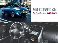 TU AUTO SIN BURÓ DE CRÉDITO En SICREA le ofrecemos EL MEJOR CRÉDITO AUTOMOTRIZ para comprar un NISSAN March 1 (autosinburodecredito) Tags: