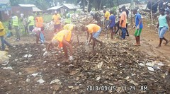 liberia35 (Let's Do It World) Tags: wcd2018 liberia worldcleanupday letsdoitworld cleanup streetwork tshirts