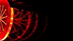 reflecting stars [explored: 2018, Dec-29] (© mpg) Tags: photo explore inexplore explored smileonsaturday wishuponastar hsos star red christmas reflection black