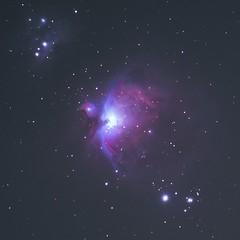Orion Nebula (M42) Full Crop (coltonmundt@sbcglobal.net) Tags: astro astrophoto astrophotography night nightsky messier m42 orionnebula nebula orion stars star sky