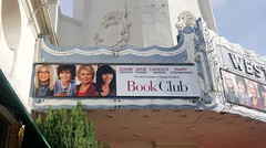Entertainment, Book Club, Marquee