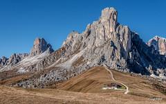 Dolomiti - Passo Giau (Luigi Alesi) Tags: italia italy veneto belluno passo giau paesaggio landscape scenery dolomiti dolomites dolomiten montagna mountain nikon d750 raw