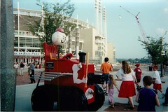 "Great American Ballpark • <a style=""font-size:0.8em;"" href=""http://www.flickr.com/photos/109120354@N07/46026845431/"" target=""_blank"">View on Flickr</a>"