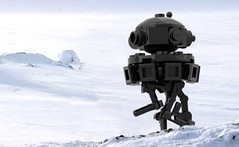 MOC Imperial Viper Probe Droid (LDD Building Instructions) by  Cpt. Ammogeddon (Repubrick.com) Tags: repubrickcom buildinginstructions lego ldd star wars movie space droid robot probe drone moc hoth