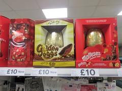 Galaxy Maltesers Easter Eggs Tesco Express Leicester (@oakhamuk) Tags: easter eggs tesco express leicester eastereggs tescoexpress