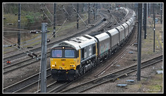 66789 - Holgate (Mark's Train pictures) Tags: 66789 class66 class66shed gbrfclass66 gbrf gbrailfreight largelogo largelogo66