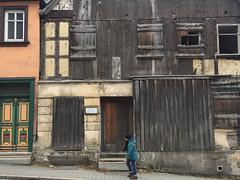 Ghost Town (Renate R) Tags: germany thüringen ghosttown abandoned architecture verfallen decay geisterstadt verlassen innamoramento
