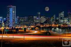 Illusions of Grandeur (Theodore A. Stark) Tags: ifttt 500px 2018 afternoon canon city county denver colorado darkness downtown evening gps lee filters little stopper long exposure moon night november pano panoramic skyline stark ted theodore a tstarkcom usa cityandcountyofdenver leefilters littlestopper tedstark theodoreastark urban unitedstates