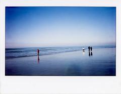 Cayeux Sur Mer (Punkrocker*) Tags: fujifilm instax wide 300 instantfilm instantané couleur color mer sea beach plage cayeux somme hautsdefrance picardie france