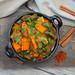 Beef Tajine with Carrot top View