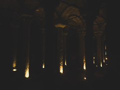 Basilica Cistern (Ketan Pandit) Tags: culture asia travel shoots photography iphone architecture history canon europe turkey istanbul cats palace sultan bosporous tourist pandits istiklal