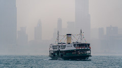Star Ferry (Joachim Wuhrer) Tags: joachimwuhrer hongkong victoriaharbour asia a7iii holiday harbour harbourfront northpoint sony sonya7iii sel70200g ships water