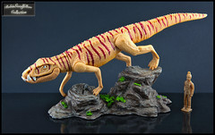 Ornithosuchus (RobinGoodfellow_(m)) Tags: ornithosuchus kenner lost world jurassic park action figure 2 toy