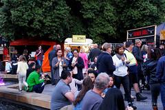 20190315-06-Franko Street Eats Market (Roger T Wong) Tags: 2019 australia franklinsquare franko frankostreeteats hobart rogertwong sel24105g sony24105 sonya7iii sonyalpha7iii sonyfe24105mmf4goss sonyilce7m3 tasmania evening market park people stalls