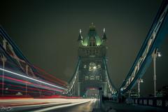 Tower Bridge (Dan Elms Photography) Tags: towerbridge bridge london city skyline light lights lighttrails trails canon canondslr 5d 5dmkiii canon5dmkiii canon5d danelms danelmsphotography wwwdanelmsphotouk