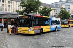 5307-© Anthony Brugnerotto (VDKphotos) Tags: srwt tec5 irisbus citelis12 iveco autobus belgium wallonie liège hybrid prototype copyabrugnerotto