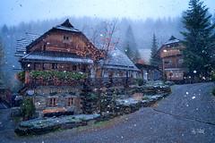 2018 First Snow in Austria (jeho75) Tags: sony ilce 7m2 zeiss austria österreich kärnten first snow weather winter erster schnee wetter almdorf seinerzeit